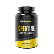 OptiMeal Creatine Monohydrate 750мг 120капс
