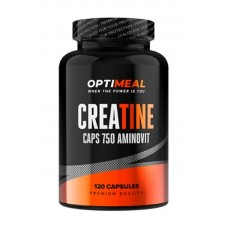 OptiMeal Creatine Monohydrate 750мг 120капс