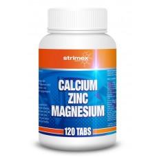 Calcium Zinс Magnesium Strimex 120таб