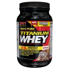100% Pure Titanium Whey 897гр