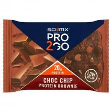 PRO 2GO Protein Brownie