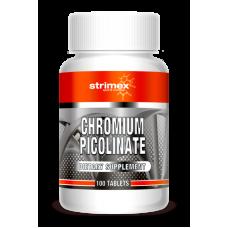 Strimex Chromium Picolinate 100таб