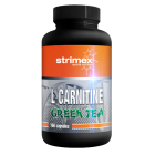 L-CARNITINE + GREEN TEA CAPS 160капс (срок до 30.04.2019)