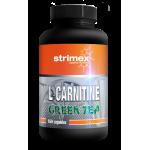 L-CARNITINE + GREEN TEA CAPS 160капс (срок до 30.04.2019)