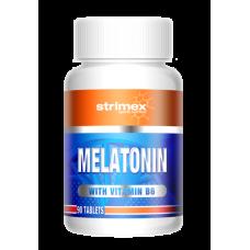 Melatonin 1мг 90таб Strimex