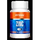ZINC 25mg 100таб Strimex