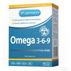 Omega 3-6-9 VP Lab